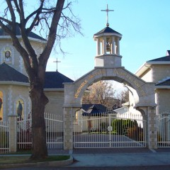Shrine to the Venerable Martyrs Olympia and Laurentia